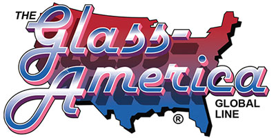 Glass America Logo at Hareid Marketing