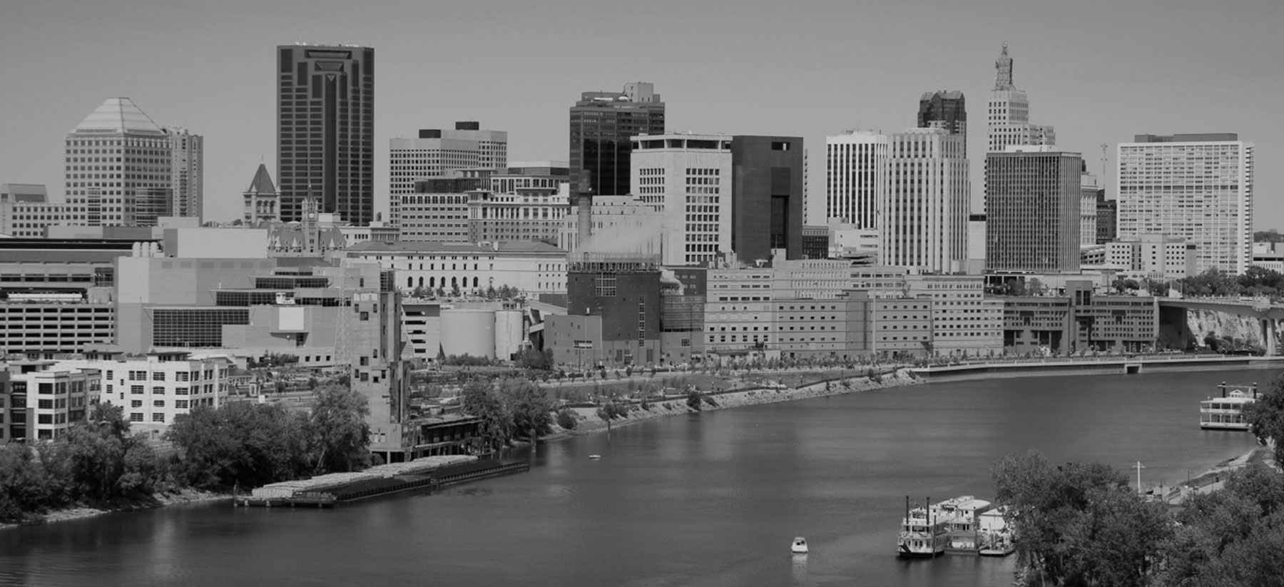 Saint Paul Skyline at Hareid Marketing